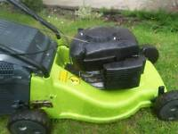 SELF PROPELLED MOUNTFIELD PETROL LAWNMOWER