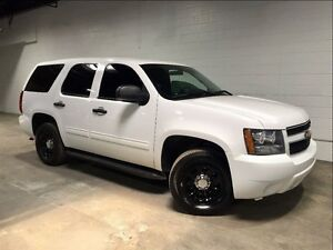 2012 Chevrolet Tahoe ! WE FINANCE! POLICE PACKAGE!