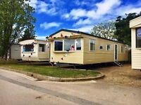 STATIC CARAVAN SALE - SITE FEES FROM £1500 - DOUBLE GLAZED & CENTRAL HEATING - ST OSYTH AND SEAWICK