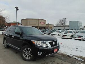2013 Nissan Pathfinder LEATHER-B.UP CAMERA-AWD
