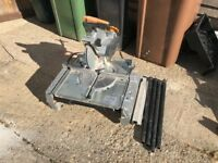 Combination Elu Flip Site Saw For Crosscut and Ripping