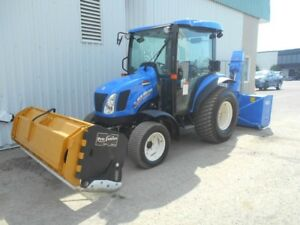 2016 New Holland BOOMER 50D Location/lease $670.00 +taxes .