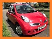 Nissan Micra 1.2 16v Visia 5dr LONG MOT, CLEAN CAR IN AND OUT