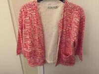 Zara tweed Chanel like jacket