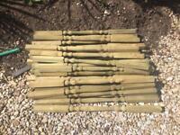 Ballistrade Fence Spindles x 36