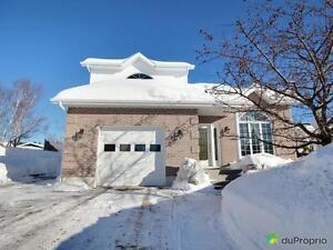268 500$ - Maison à un étage et demi à vendre à St-Ambroise