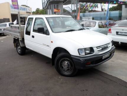 2000 HOLDEN RODEO UTE SPACE CAB 3.2 LONG REGO ****CALL NOW **** Yagoona Bankstown Area Preview