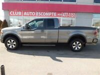 2012 Ford F-150 ECO BOOST/3.5L/CUIR