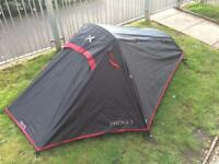 Oex 1 man tent and gear £50o/n/o