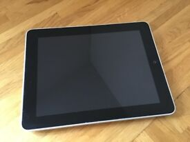 iPad 1st Generation Tablet