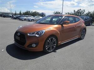 2016 Hyundai Veloster Turbo: Navi, Roof, Heated Seats, Back Up C