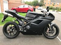 Ducati 848 Evo, Low Mileage, Just Servied, May PX