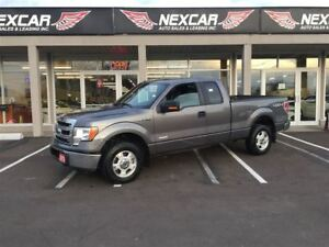 2013 Ford F-150 XLT 4WD SUPERCAB ONLY 149K