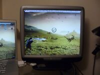 "Free Hanns-G 19"" LCD monitor"