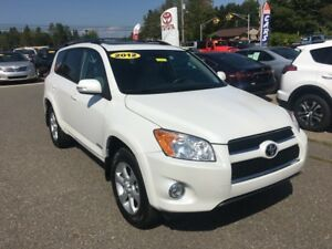 2012 Toyota  RAV4 Limited AWD ONLY $199 BIWEEKLY WITH 0 DOWN!