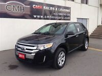 2011 Ford Edge SEL PWR-SEAT HTD-SEATS (CERTIFIED)