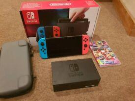 Nintendo switch (Neon)