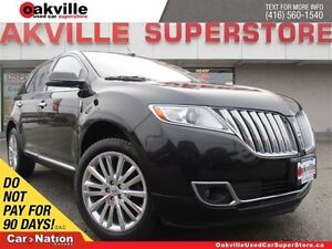 2013 Lincoln MKX | PANORAMIC SUNROOF | LEATHER | HEATED SEATS |