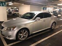 Lexus, IS, Saloon, 2006, Semi-Auto, 2449 (cc), 4 doors