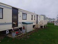 3 bedroom 8 beeth caravan