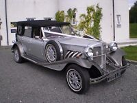 Beauford wedding Car for sale