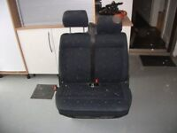 VW T4 DOUBLE FRONT SEAT
