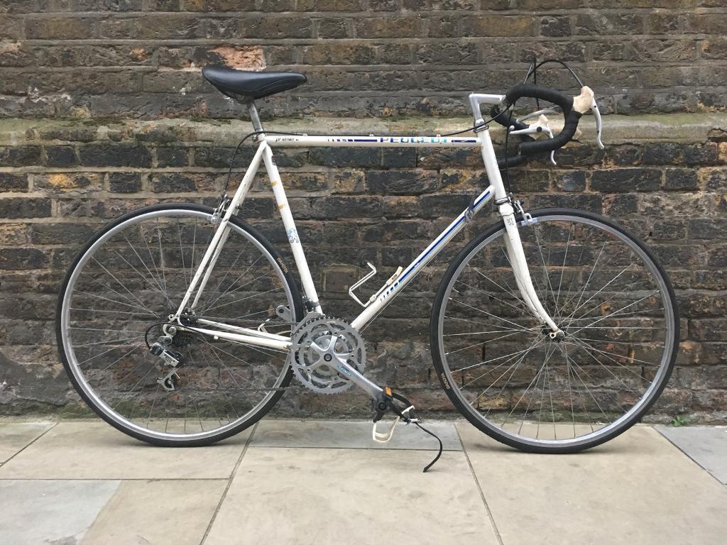 "Vintage PEUGEOT PREMIERE Racing Road Bike - Restored XL 24.5"" Frame - Retro Classic"
