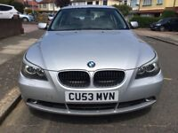 BMW 530d 3.0 Automatic 5series 530