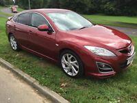 Mazda 6 2.2 sport diesel