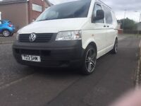 Vw transporter t5 1.9tdi £6750 Ono