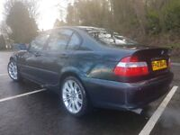 BMW 3series 318ise e46