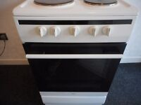 amica 4 plate solid hob cooker