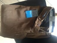 "Two pairs of brand new M&S men's trousers 36"" waist 31"" leg still with tags on"