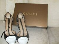 Gucci Ankle Strap shoes