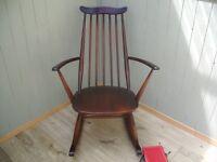 Stunning Ercol Goldsmith Rocking Chair