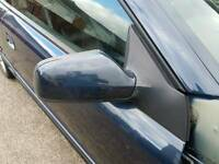Astra mk4 Bertone mirrors pair blue