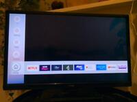 """24"""" Smart TV - barely used"""