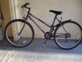 Pre owned Ladies/teenage ATB Bike