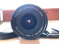 Fuji 14mm f2.8 R XF Fujinon