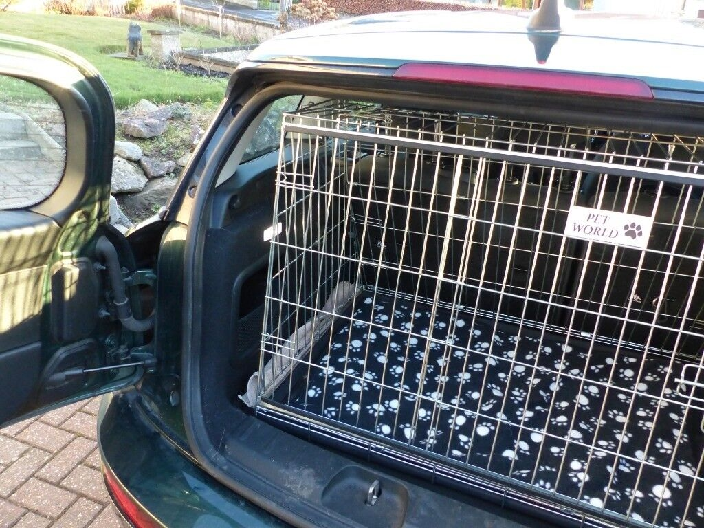 Dog Crate To Fit Mini Clubman 2015 Onwards In Perth Perth And