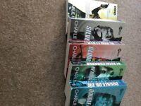 Set of 5 Charlie Higson Books