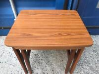 Schreiber nest 2 tables FREE DELIVERY PLYMOUTH AREA