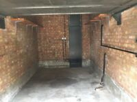 Private garage for long-term rent available immediately