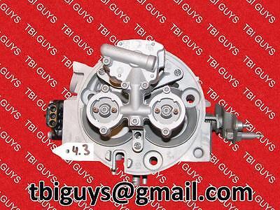 GMC 87-95 4.3 V6 TRUCK SIERRA  S10 S15 JIMMY TBI THROTTLE BODY