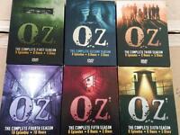 OZ complete series