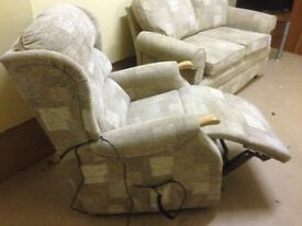 High Quality HSL Reclining Chair and Sofa