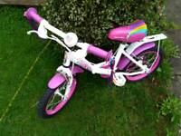 Apollo pixie childs bike