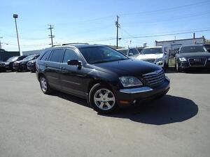 2004 Chrysler Pacifica AWD Leather Rem-Start DVD 6 Passenger