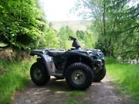 Quad Can Am Bombardier 400Rotax 400cc Farm Quad