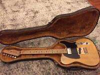 Micawber Telecaster Electric Guitar - Keith Richards
